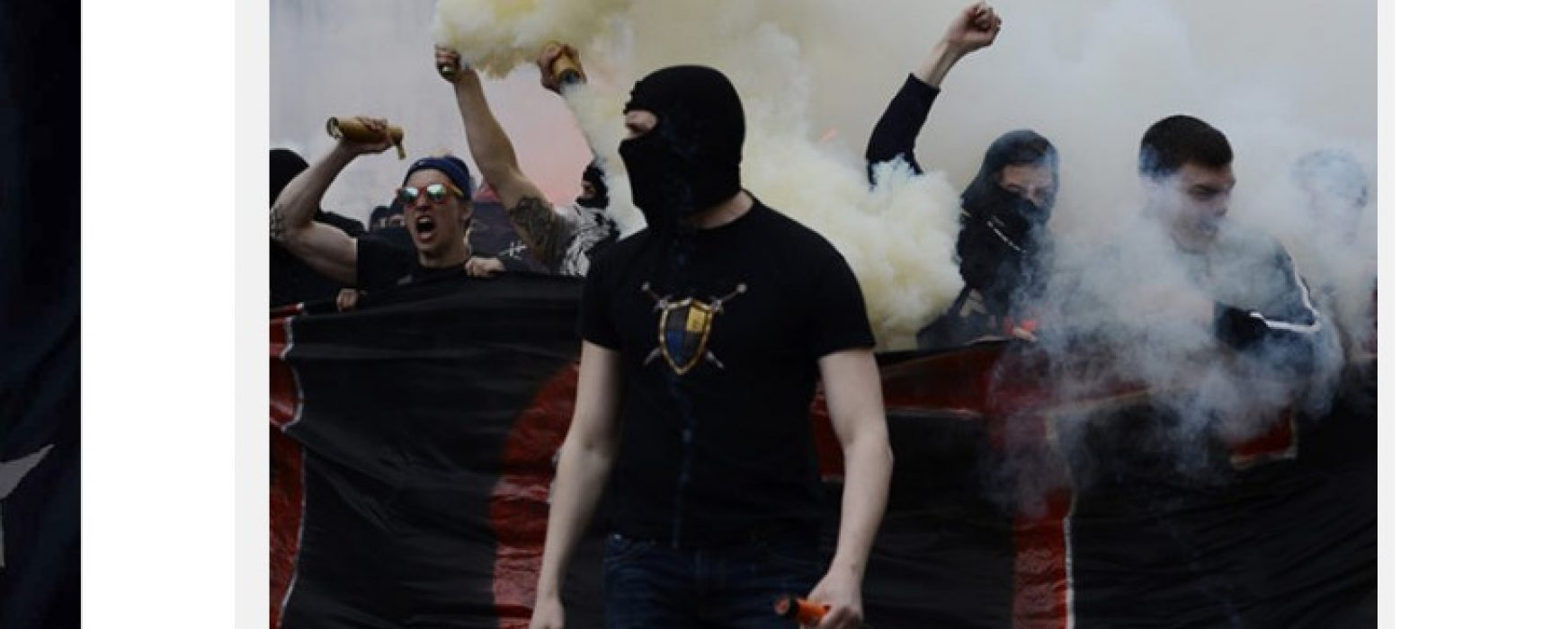 Right Sector and Mossad Accused of Football Hooliganism Organization in Marseilles