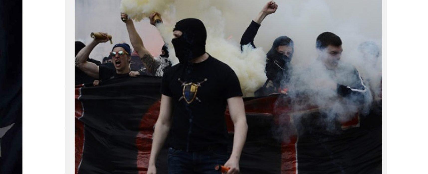 «Правый сектор» и Моссад обвинили в причастности к беспорядкам в Марселе