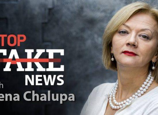 StopFakeNews #89 with Irena Chalupa