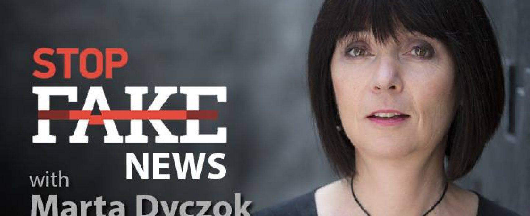 StopFakeNews #91 [Engels] met Marta Dyczok