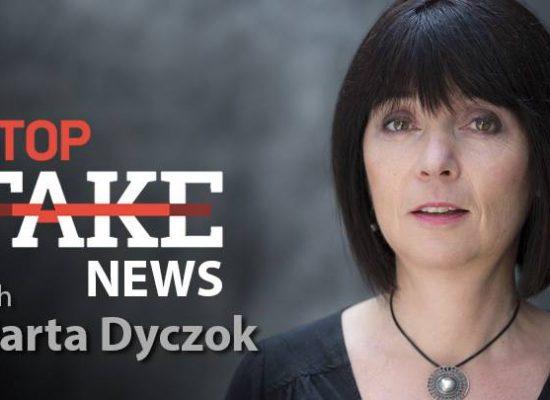 StopFakeNews #91 with Marta Dyczok