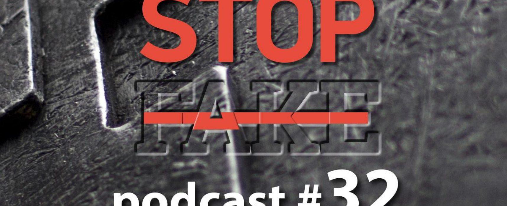 StopFake podcast #32