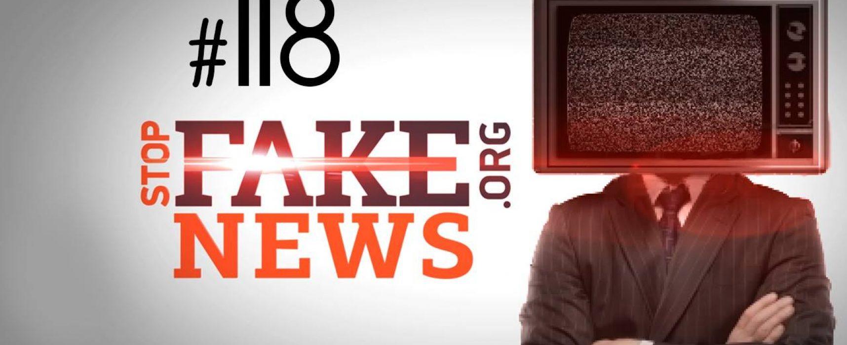 StopFakeNews #118. Убийство Павла Шеремета, автономия в Одесской области и срыв учений Sea Breeze