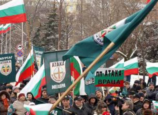 "Pro-Kremlin Far-right Bulgarian Party Used in Latest Ukrainian ""Separatism' Fake"""