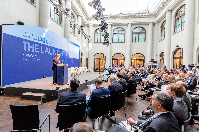 The Institute's opening last week in Berlin — Photo: DOC