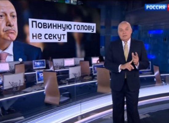 Телепропаганда. Июль 2016