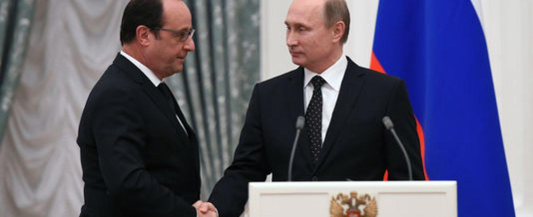 «Se positionner face à Vladimir Poutine est déterminant pour l'affirmation de nos valeurs»