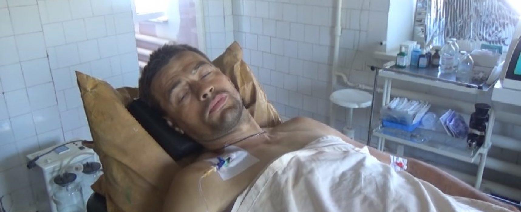 «Je crois que cette guerre est inutile» – militaire de carrière russe capturé dans le Donbass