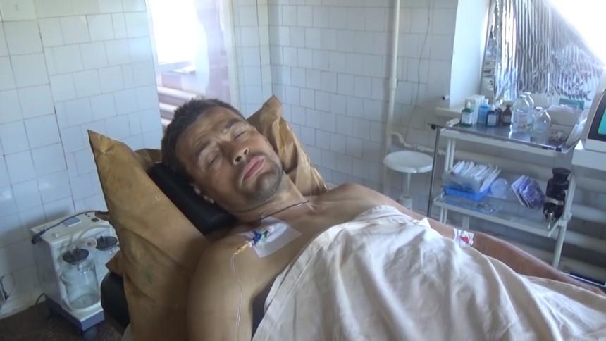 Un militaire russe arrêté dans le village de Troitske reconnaît combattre pour les terroristes Illustration: l'UCMC