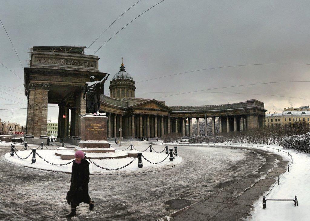 St. Petersburg, Russia. Flickr/ranopamas (Business Insider)