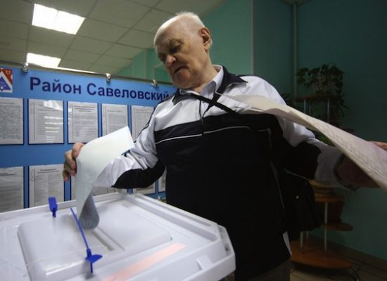 Russia's Internet Watchdog Blocks Sites Calling for Election Boycott