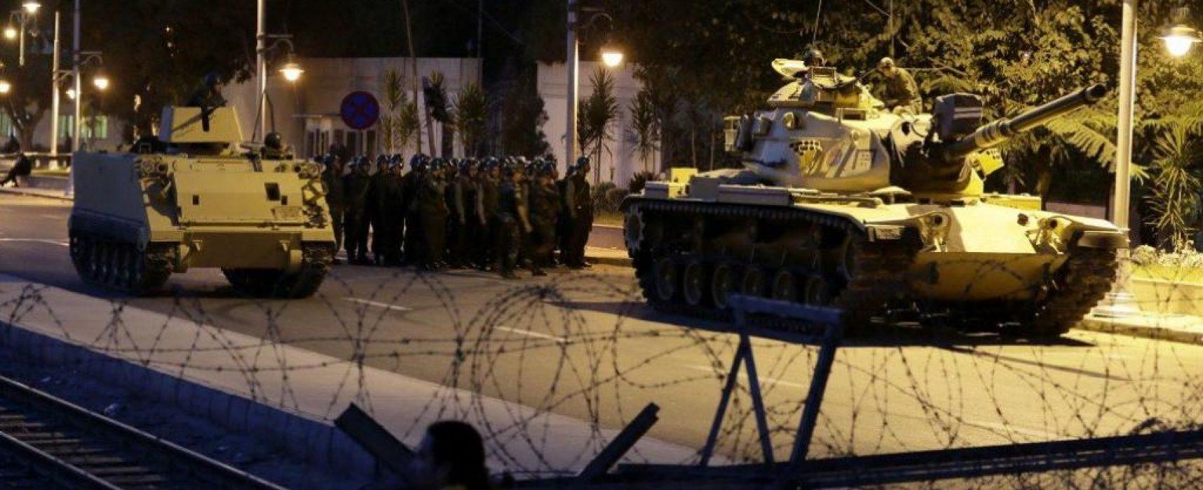 El intento del golpe de estado en Turquía: las 6 imágenes falsas que fueron difundidas