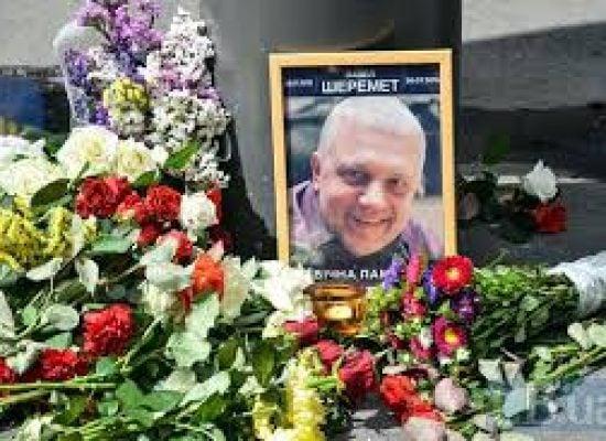 Игорь Яковенко: Парад подлецов на фоне убитого журналиста