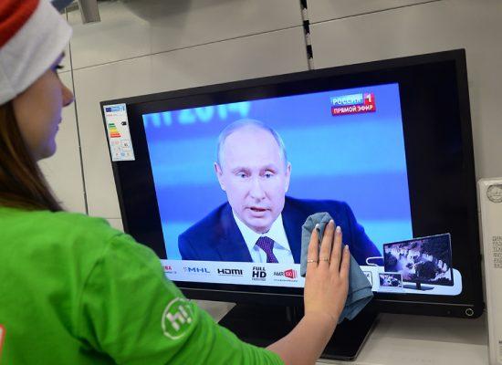 Rusia invierte 46 millones de rublos más en la propaganda en Donbás