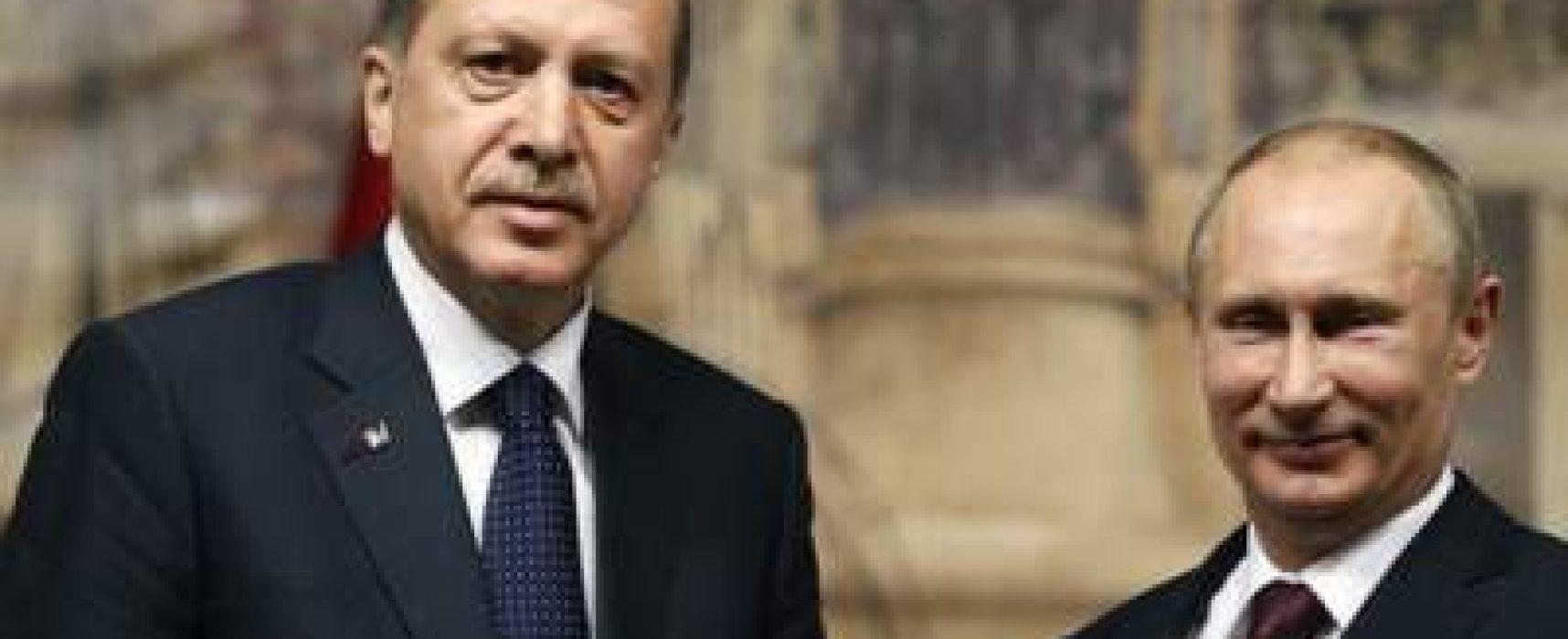 Игорь Яковенко: Путин и Эрдоган: две модели прессы
