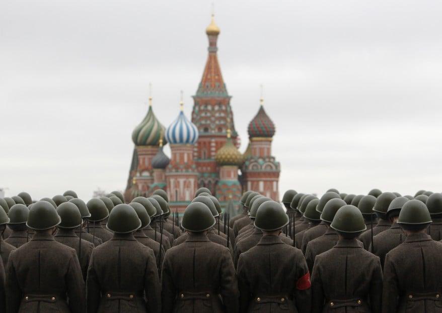 Moscú el 3 de noviembre de 2011   Reuters