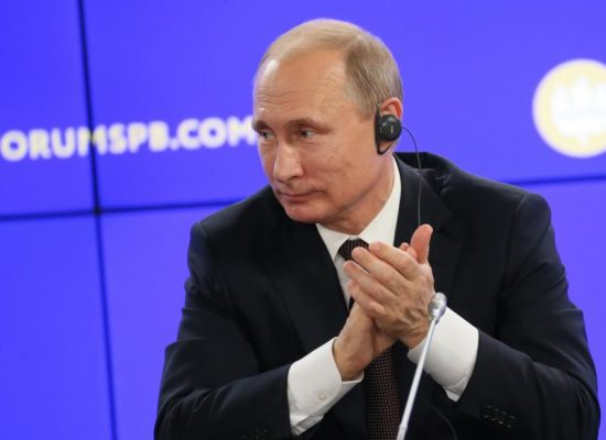 Эксплуатация слабостей: прокремлевская пропаганда в Центральной и Восточной Европе