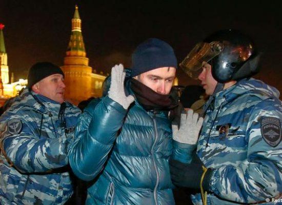 Русия: един клик и влизаш в затвора