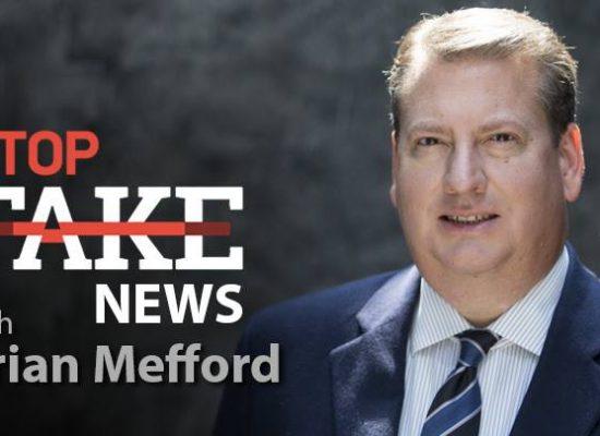 StopFakeNews #93 with Brian Mefford