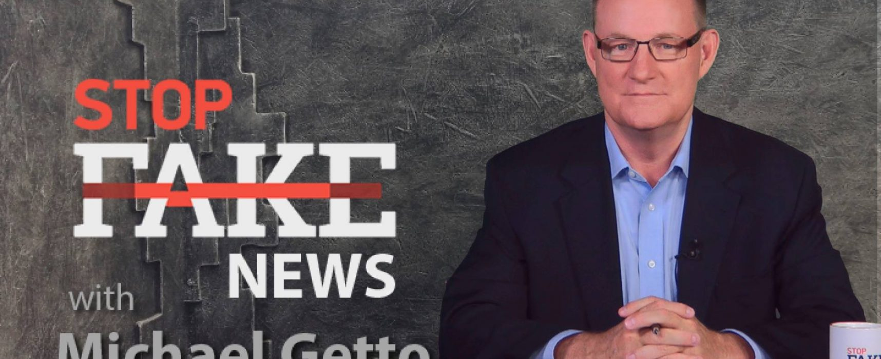 StopFakeNews #94 with Michael Getto