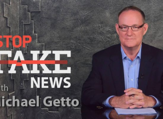 StopFakeNews #94 with Michael Getto