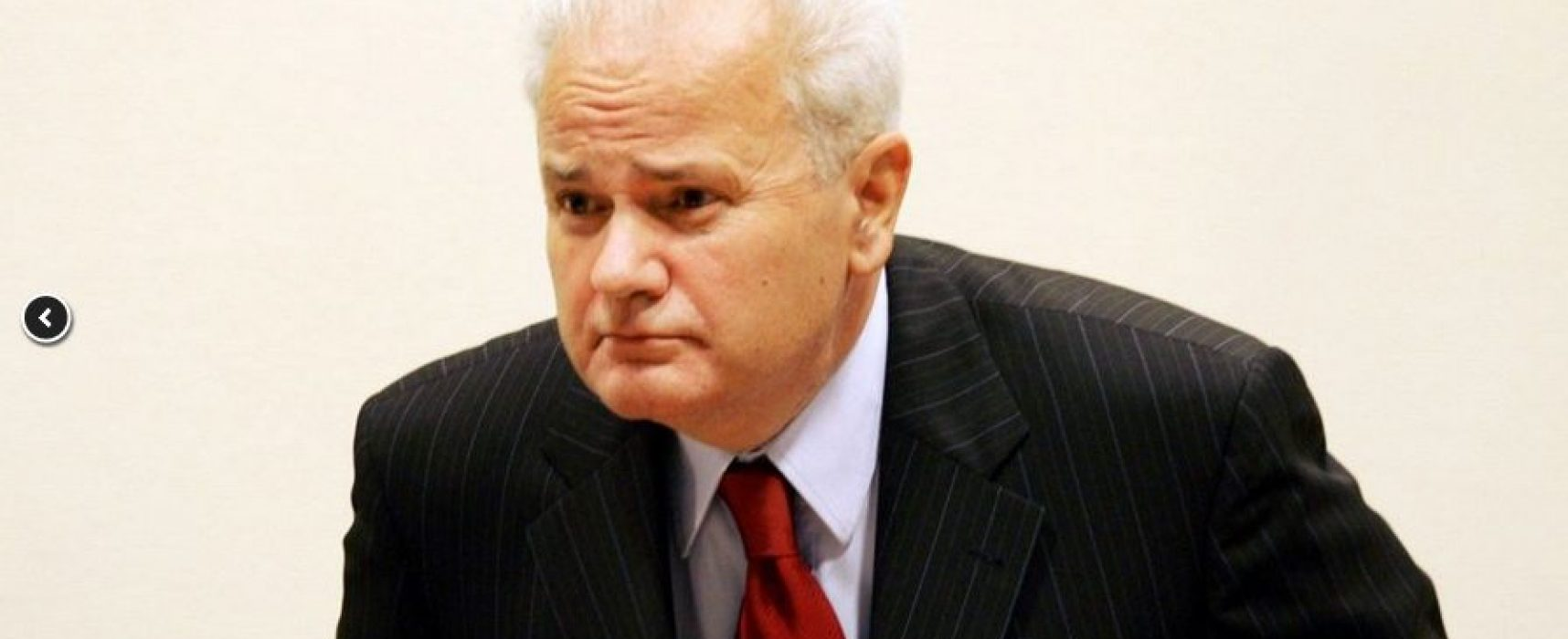 Milosevic 'Exonerated'? War-Crime Deniers Feed Receptive Audience