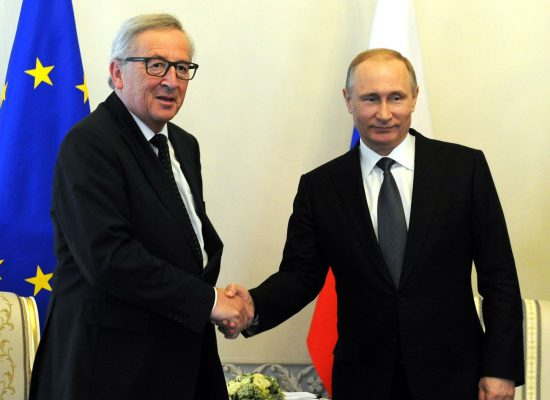 How Russian Propaganda Portrays European Leaders