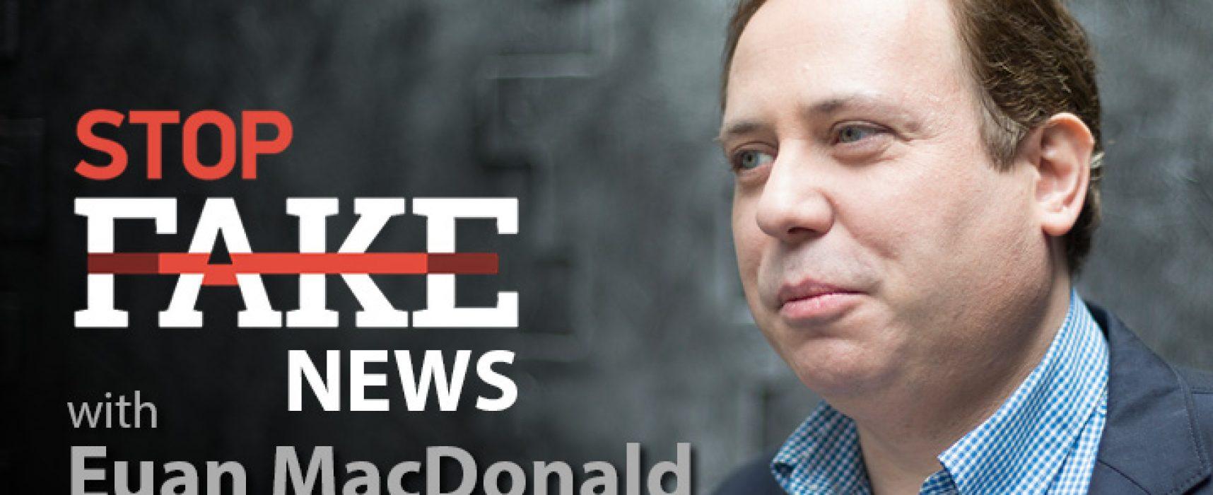 StopFakeNews #96 [Engels] met Euan MacDonald