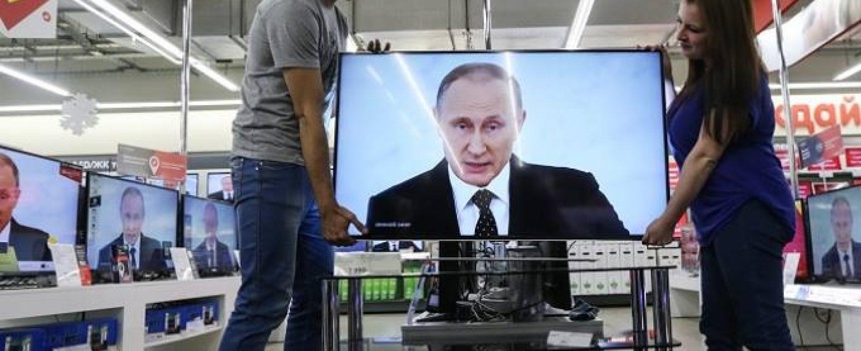 Руската медиафрения
