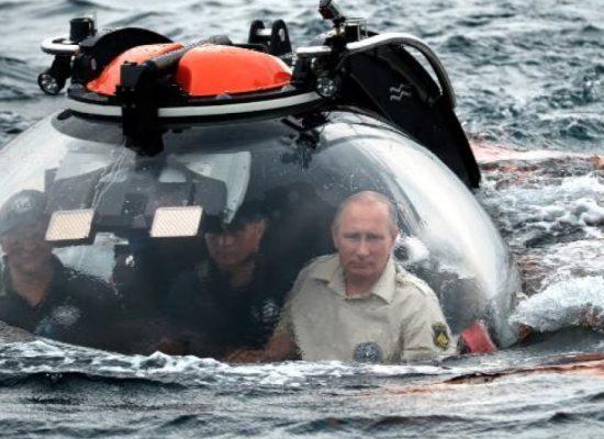 Est-ce que Poutine veut échapper aux sanctions ?
