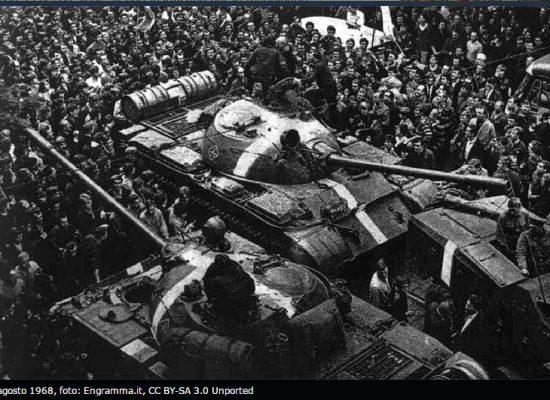 La invasión soviética de 1968 sigue siendo objeto de propaganda