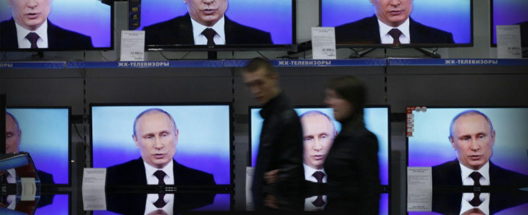 Smell of Russian Propaganda