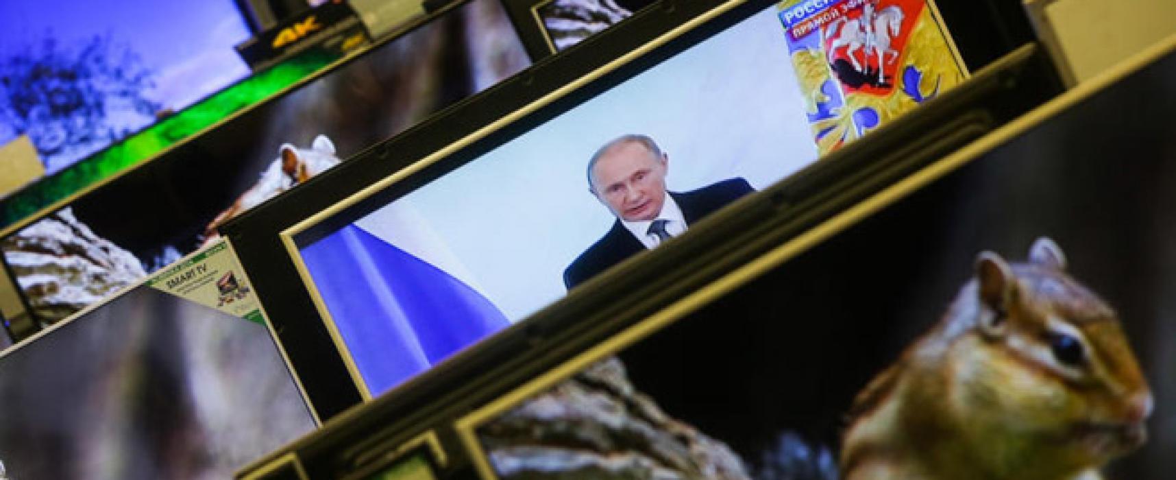 La guerra oculta de Rusia contra la UE
