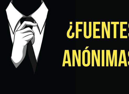 Lo que todo periodista debe saber sobre las fuentes anónimas