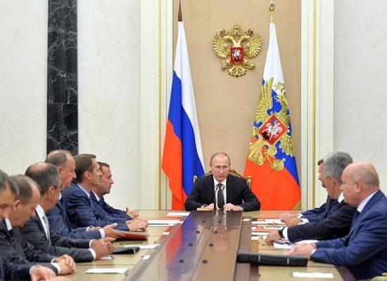 Putin e l'Ucraina