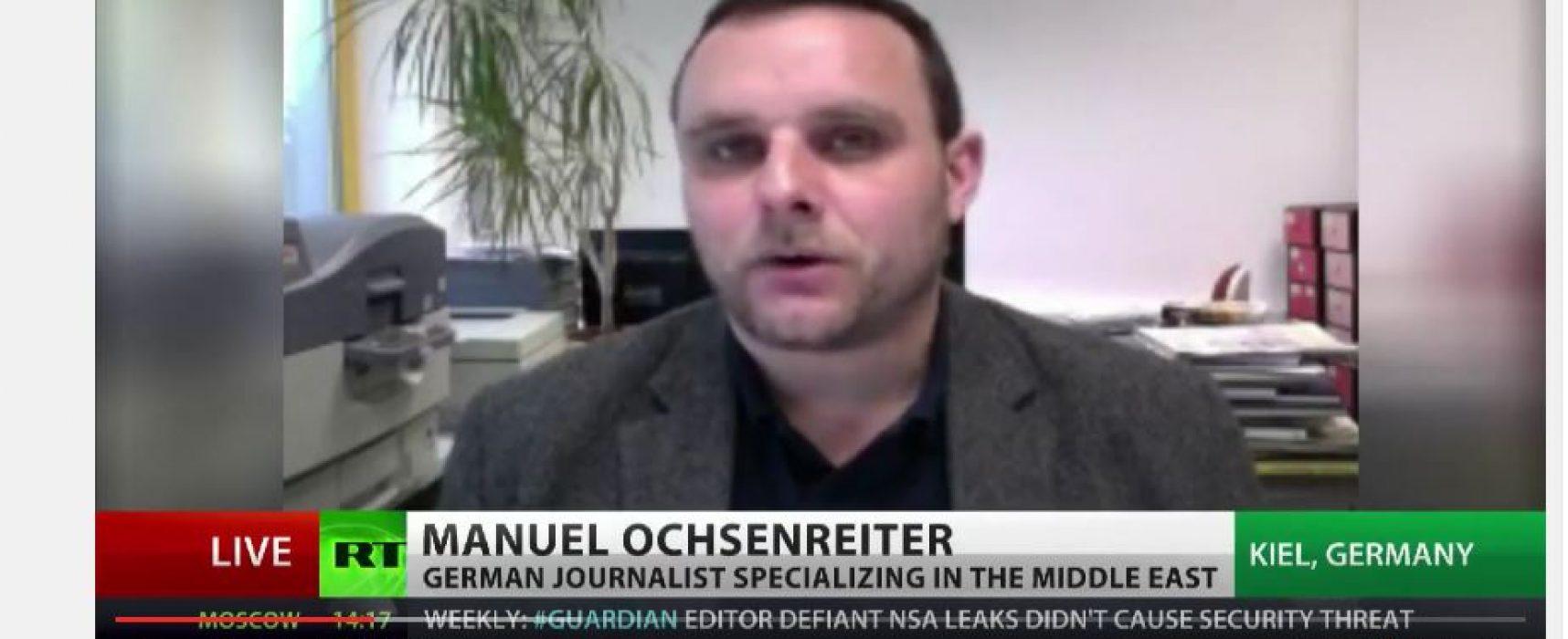 Fake: Gli osservatori internazionali: l'Ucraina ignora gli accordi di Minsk
