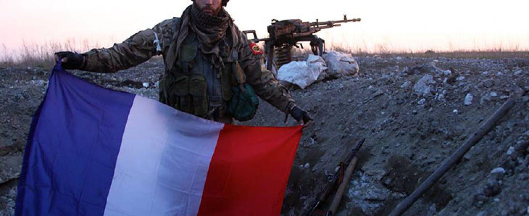 Ukraine: Les docs qui montrent l'implication de l'extrême droite française dans la guerre