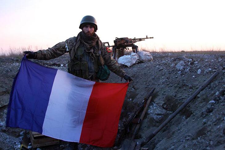 Vive la France ! / Crédits: DR.
