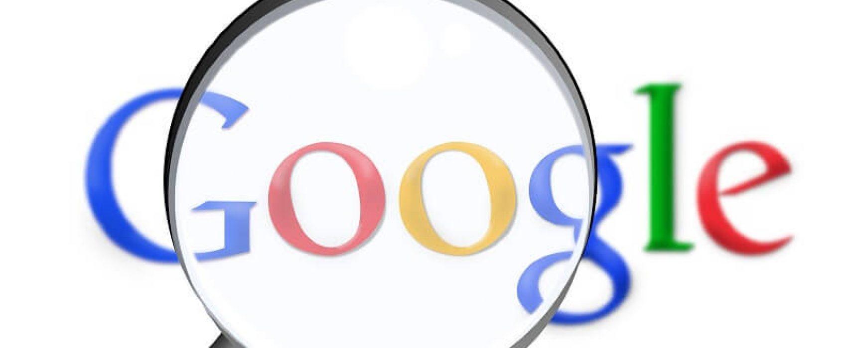 Ottenere risultati puliti da una ricerca Google