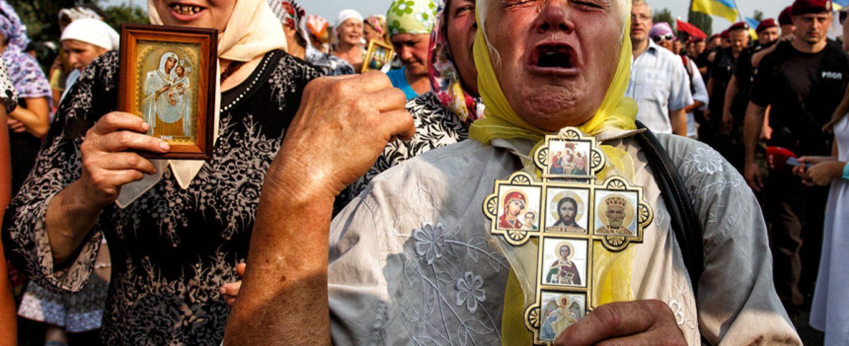 La procession religieuse orthodoxe. Qui a besoin de prier pour la paix et pourquoi