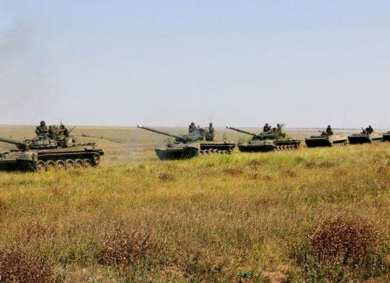 Analyse: L'Ukraine et la Russie ressortent les canons