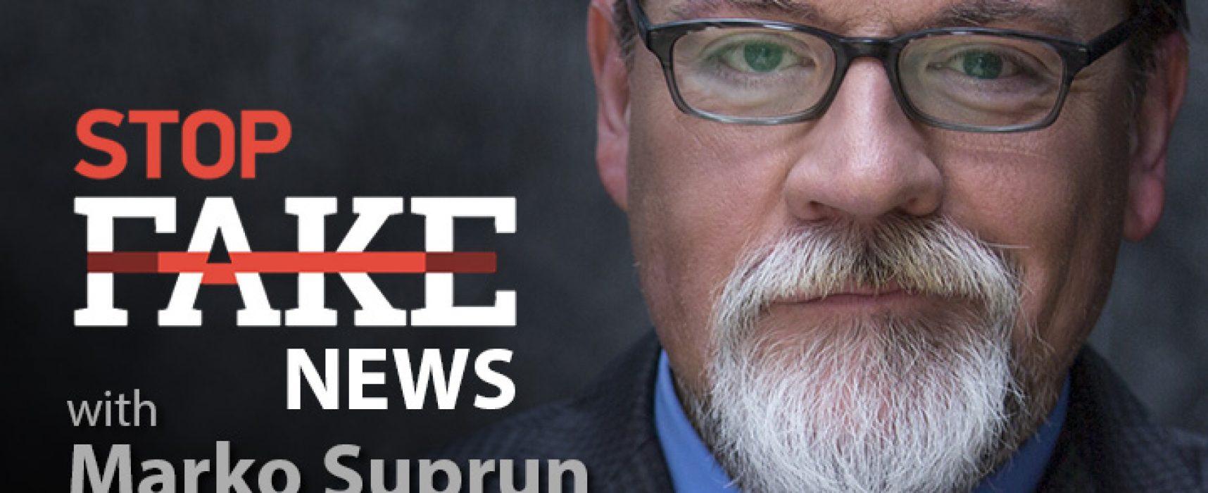 StopFakeNews #95 [Engels] met Marko Suprun