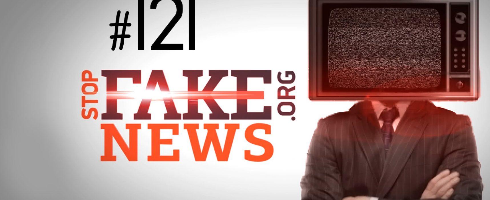 StopFakeNews #121. Провальная ложь крымской провокации и фейковые цитаты ОБСЕ