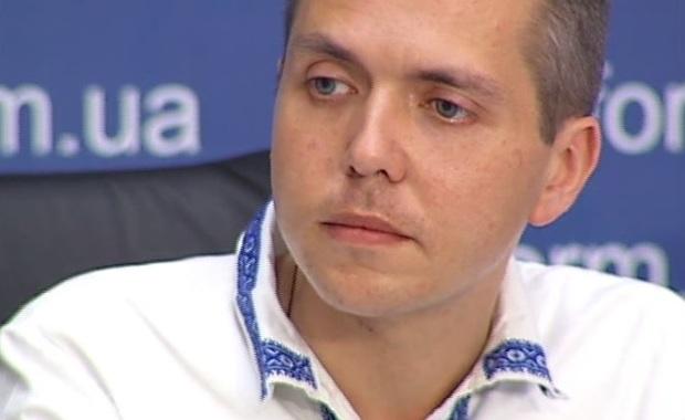 Yuriy Il'chenko - fuga dalla Crimea