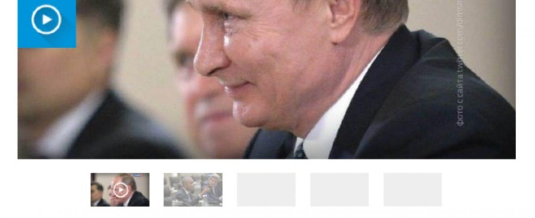 Fake : Putin il leader più atteso del G20
