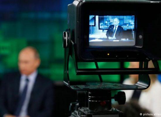 Rusia paga extras para propaganda contra Occidente