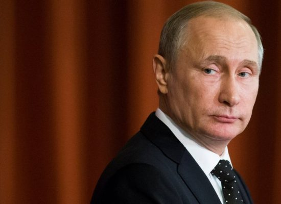 In Putin's Russia, The Neo-Stalinist Tipping Point