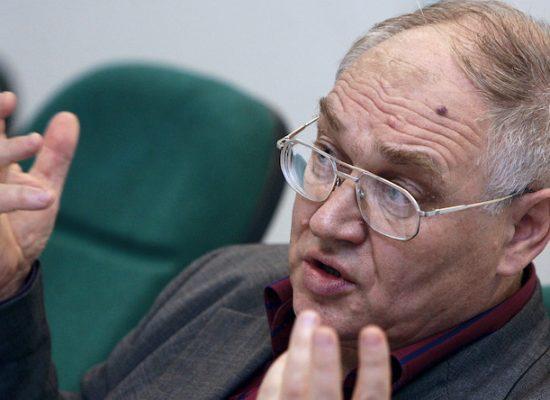 """Руското министерство на правосъдието обяви """"Левада-център"""" за """"чуждестранен агент"""""""