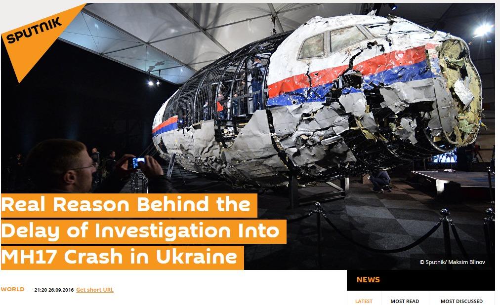 Скриншот sputniknews.com