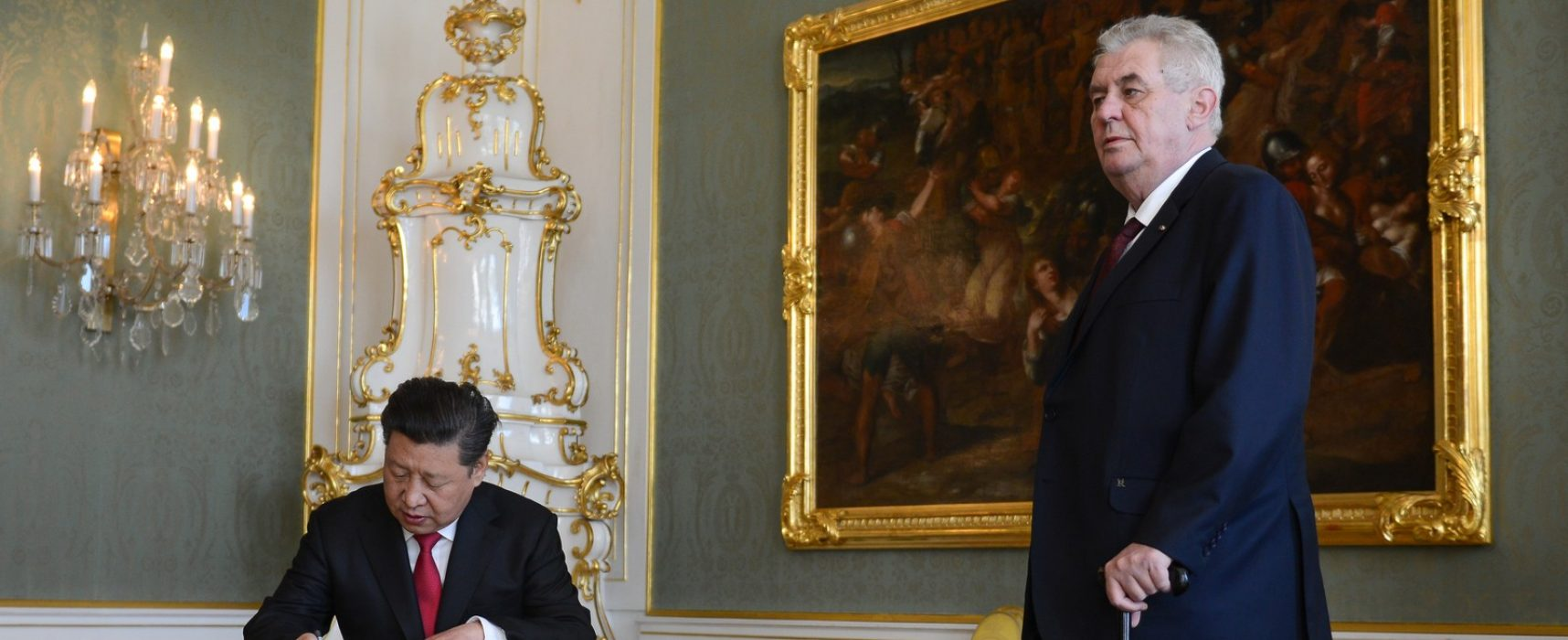 Чехия обвинила Россию в ведении информационной войны